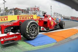 Vettel saca a relucir el ritmo de Red Bull