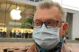 Un mallorquín en Shanghái: «Aquí ya nada es igual que antes de la crisis del coronavirus»