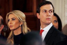 Ivanka Trump y su esposo ignoraron las directrices y viajaron para celebrar la Pascua Judía