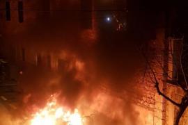 Detenido el joven que quemó 9 motos y un coche en Sóller
