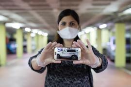 Una ginecóloga denuncia ante Mossos una pintada insultante en su coche