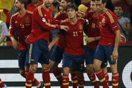 España acaba con su 'maldición' con Francia en competición oficial