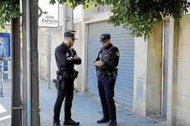 Piden trece años y medio de cárcel por dos asaltos a punta de cuchillo en Palma