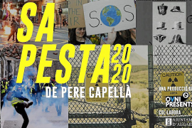 Recuperan 'Sa Pesta', de Pere Capellà, una obra de «realidad y ficción»