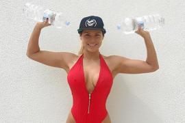 Raquel Pacheco, 'influencer': «Con una corbata me hago un bikini»