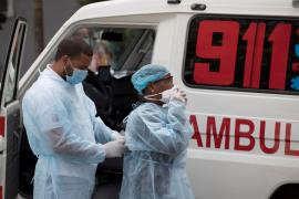 La pandemia de coronavirus deja más de 150.000 muertos y 2,2 millones de casos en todo el mundo