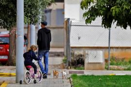 Varias comunidades insisten en que el Gobierno deje salir a los niños
