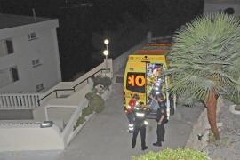 Herida una turista de 70 años al caer por un desnivel de cuatro metros en Andratx