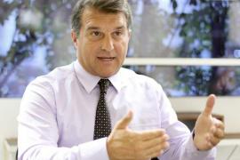 Laporta: «Me gustaría volver a ser presidente del Barça»