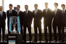 Djokovic, Nadal y Federer crean un fondo de apoyo económico para tenistas