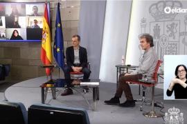 Lainfanciapregunta con Fernando Simón y Pedro Duque