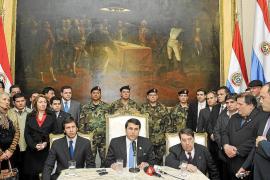 Países de Latinoamérica repudian el golpe de Franco y amenazan con represalias