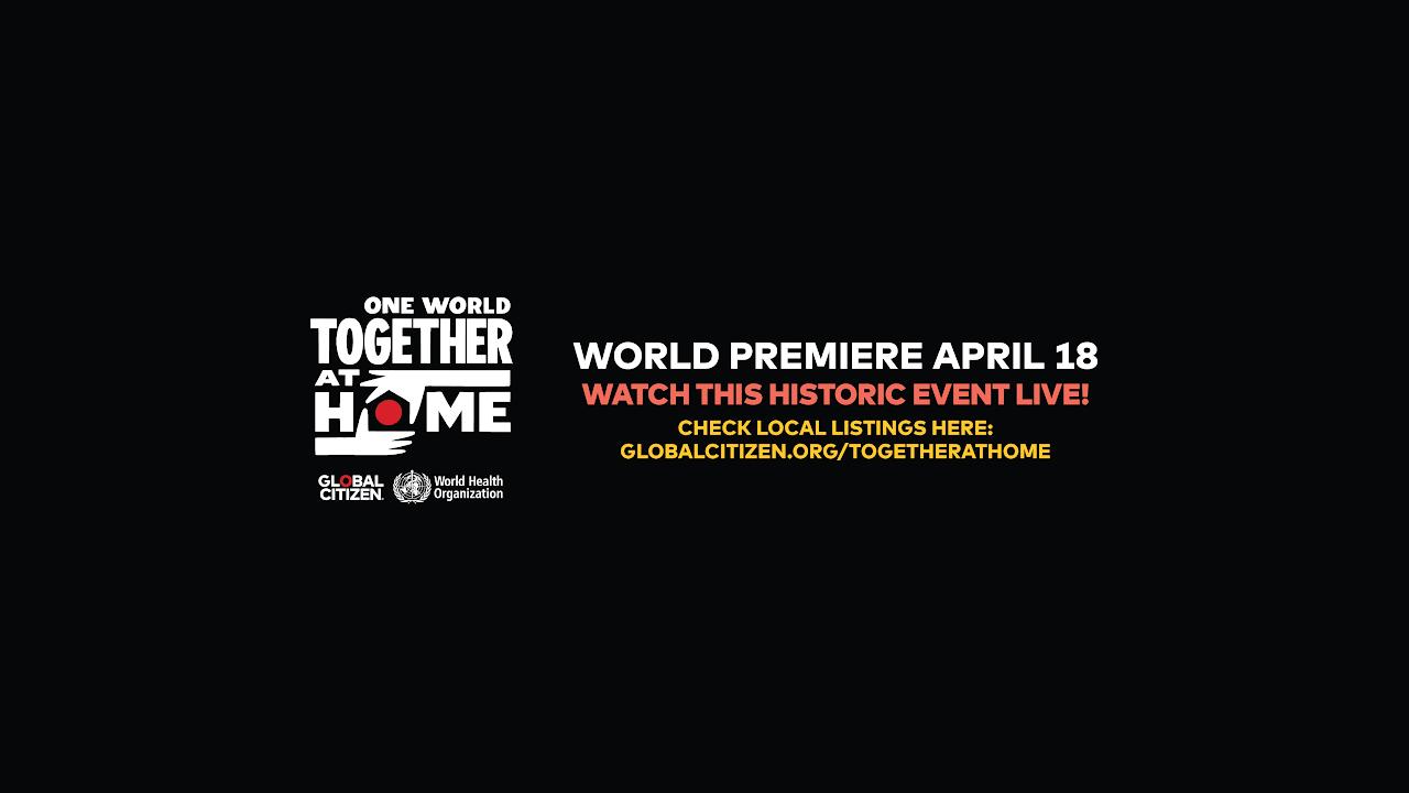 Así ha sido el concierto solidario 'One World: #TogetherAtHome'