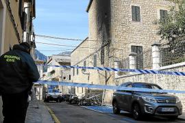 Ingresa en prisión el joven de 21 años acusado del incendio de 9 motos en Sóller