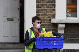 Coronavirus en Reino Unido: 888 muertos en un día, sólo en hospitales