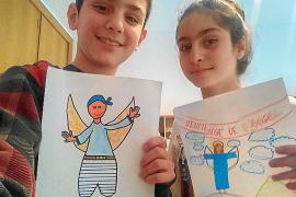Diumenge de l'Àngel: #encasa sin romería