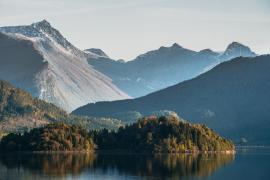El deshielo 'alumbra' una importante vía vikinga en las cimas más altas de Noruega