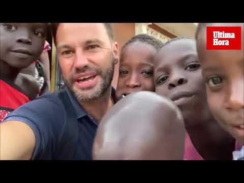 «Me ha acogido una familia senegalesa»