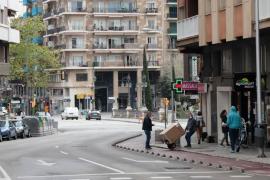Palma, el municipio de Baleares con más casos de coronavirus