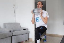 Álex Hernández: «Con Quintela me lo pasaría muy bien o acabaría harto»
