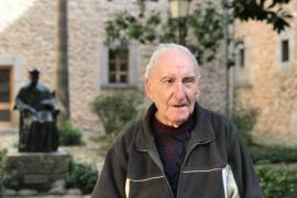 El 'germà Macià', promotor del jardín botánico de Lluc, fallece a los 89 años
