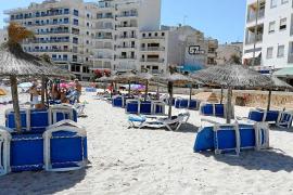 Las concesionarias de las playas del Llevant piden la exoneración del canon anual