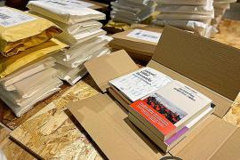 Libros a domicilio y actividades en Internet en Baleares para un Sant Jordi atípico