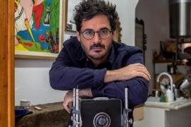 Bruno Daureo, fotógrafo: «Necesito 'construir' cosas para mantener el equilibrio»