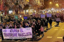 La acogida de mujeres víctimas de violencia se duplica en Palma