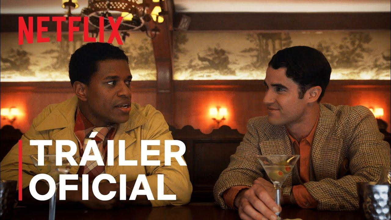 Netflix desvela el tráiler de 'Hollywood'