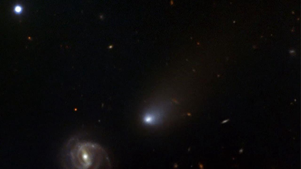 Logran observar la composición de un cometa interestelar