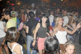 Fiesta gay en sa Faixina