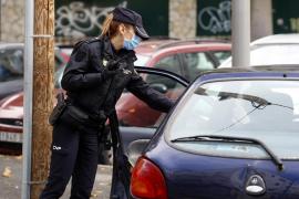 Denunciadas siete personas en un supermercado de Palma por no respetar la distancia de seguridad