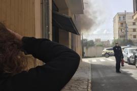 Arde la instalación eléctrica de una vivienda de Inca por un cortocircuito