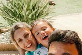 Xavi Ginard, portero del ATB: «A lo que más horas dedico es a jugar a fútbol con mi hijo»