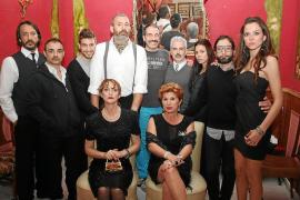 El mallorquín José Martret prorroga el exitoso montaje 'Ivan-Off' en su 'portería' de Madrid