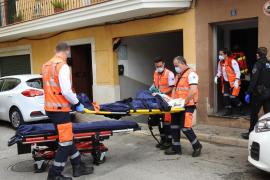 Un anciano, herido grave en Andratx tras sufrir un disparo de escopeta en su casa