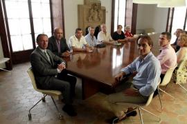 El Plan de Reforma  Integral  de la Playa de Palma no contempla expropiaciones