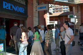 La reinauguración de los Renoir se aplaza dos semanas