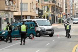 El confinamiento dispara la actuación policial para atajar rencillas vecinales en Palma