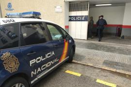 Detenido un joven que cogió un taxi en Palma para llevar droga hasta Andratx