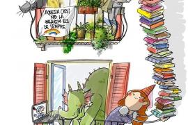Sant Jordi confinado: Todo lo que puedes leer, ver y escuchar en el Día del Libro