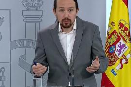 Iglesias pide perdón, el Gobierno «no ha sido claro»