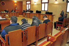 Condena de cárcel para dos guardias civiles por vender cocaína en s'Arenal