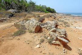 El Consell protege s'Arenalet de Son Colom para frenar su degración