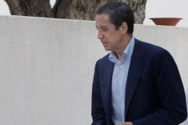 Zaplana pide al juzgado que su caso se instruya en la Audiencia Nacional