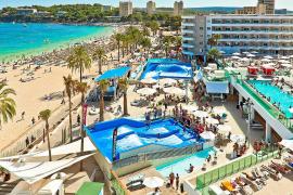 El sector hotelero de Calvià cifra en un 1 % la posibilidad de que lleguen turistas en agosto
