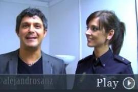 Alejandro Sanz y David Bisbal, protagonistas de la campaña de la Policía Nacional