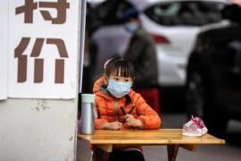 China no registra ninguna muerte por COVID-19 por noveno día consecutivo