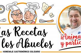 Emociónate con el homenaje solidario 'Las recetas de los abuelos'